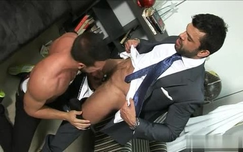 Rogan Richards And Donato