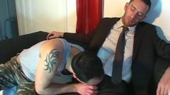 Full video: A blameless Vendor Serviced His large wang By A lad!
