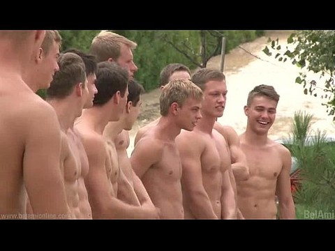 24 boys In Action   GayBoysTube