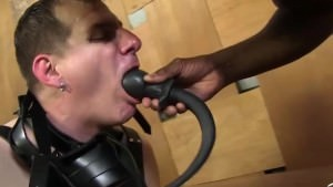 skank Bottom Chris Takes A black In The butthole