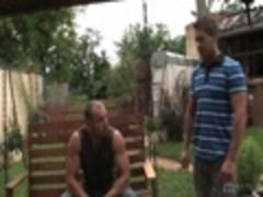 hawt Muscle chaps- Aaron & Joey