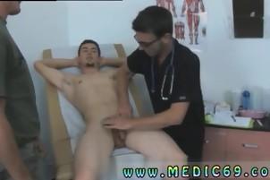 Doctor homo Sex suck cock School boy And nude men clip In