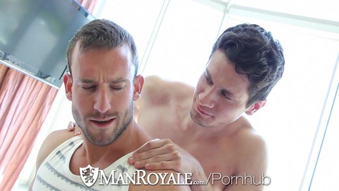 ManRoyale - Joey Moriarty & Mike Gaite Spend The Night nailing