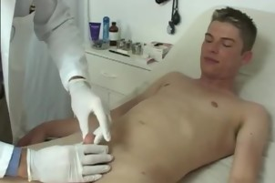 gay Porn videos Of Doctor Putting Finger In ramrod I Went To