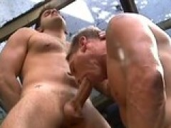 rough homosexual plow sex