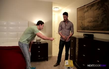 Male clip Stars Derrick Dime  & Johnny Riley get Laid Each Other Out In Some coarse Dookie Love Fornicating