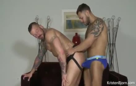 Hunky Muscle Gentleman In Undies undress Down For Ultimate Bum joy booty Fornicating Action
