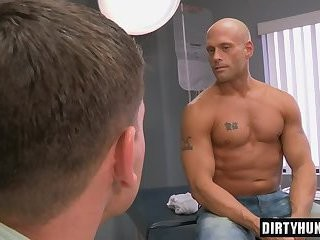 Muscle gays ass sex And ejaculation