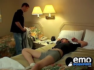 yummy butthole Cameron And Poul Jerking And blowing Each Other