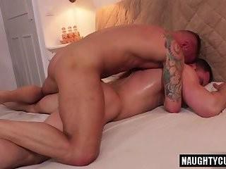 Russian Bottom Flip Flop With penis juice flow