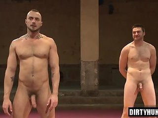 Muscle homosexuals oral And Facial
