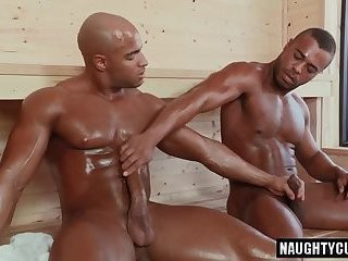 enormous penis gays Flip Flop With ejaculation