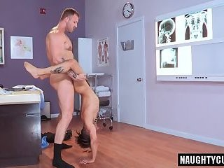 massive cock Wolf oral sex-stimulation And cumshot