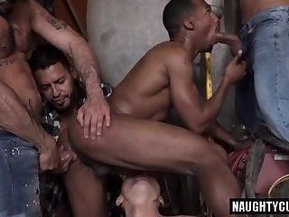 enormous penis lad blow job job With Facial
