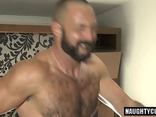 Latin Bear Casting sofa And ejaculation