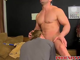 Hunk Brock Landon drills lovely Thief In Various Sex Poses