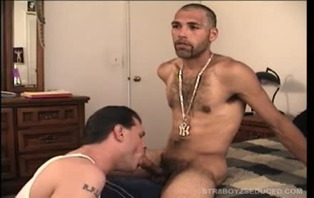 Straight Non gay bald Enrique Cums humongous Getting His First gay Sloppy suck penis