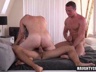 large weenie homosexual Flip Flop With cumshot