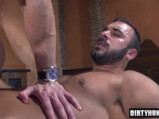 Muscle gays anal job And cumshot