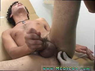 Physical Exam men homosexual Porn The Last Thing