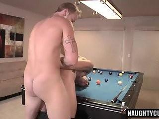 Tattoo homo oral job With sperm flow