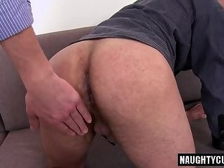 filthy Daddy Casting And Facial