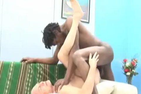 dark fuck White grandad
