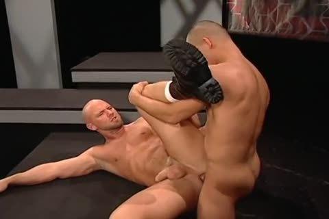 Two Bald men Fckg