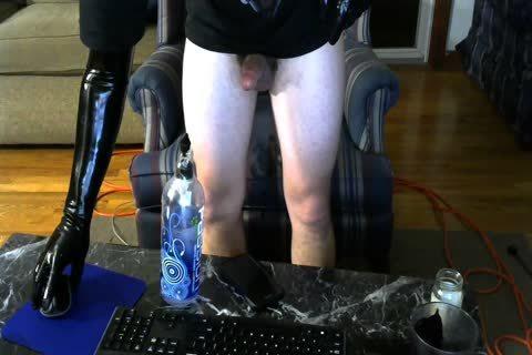 Fetish Latex Masturbation