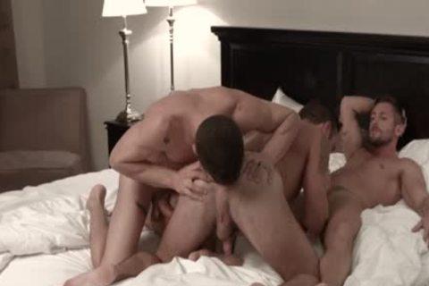 Muscle gays Flip Flop And spunk flow