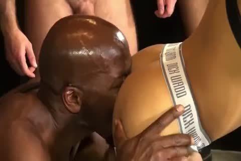 RR - moist N bare Daddy bunch-sex!