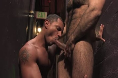 hirsute homosexual butthole And ejaculation