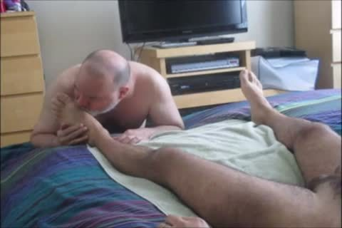 concupiscent, hairy Latino receives