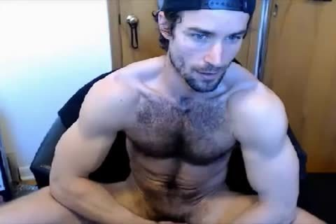 stylish curly lad cook jerking On web camera