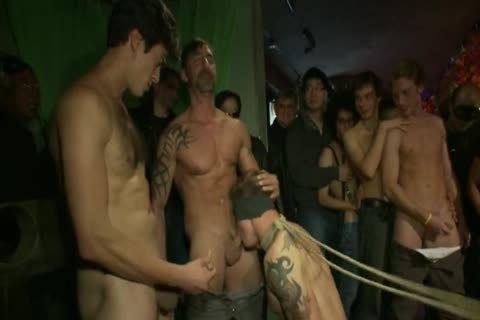 bondage With Audience Participation