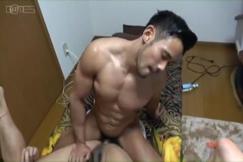 Jap Musclar stud Cumming two