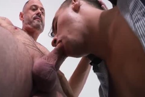 Stepdads Security cam oral enjoyment