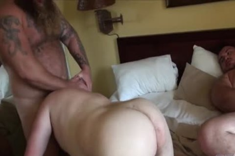 Gunner, Morgan, And Rusty suck And fuck