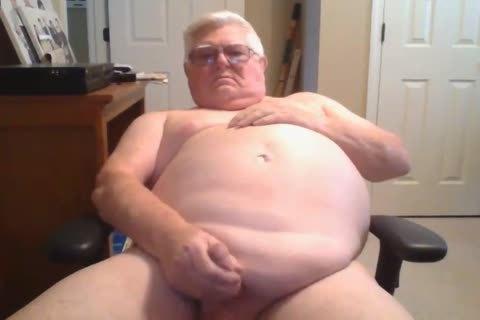 grand-dad jack off On web camera