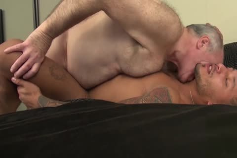 older man poke His neighbor Son bareback