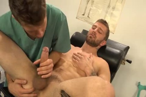Muscle gay Dp With ejaculation