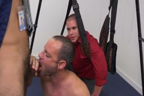 dirty homosexual anal Fetish With Facial