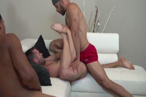 juicy homosexual oral stimulation-job With spunk flow