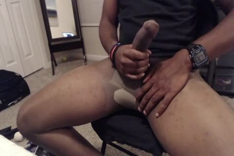 15 Minute jack off And sperm In Sheer Energy hose