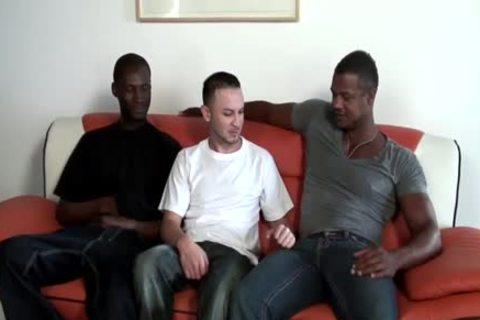 Aron Ridge, Tyrese & Jhonathan Gabriel dark THUG