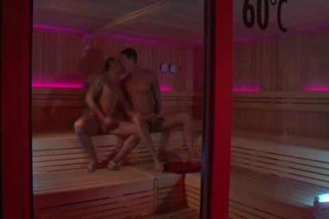 unprotected Sauna