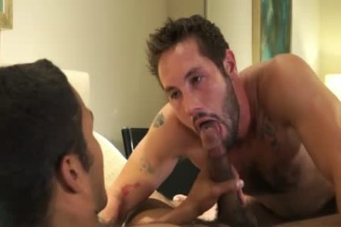 Tattoo 10-Pounder ass invasion And Creampie