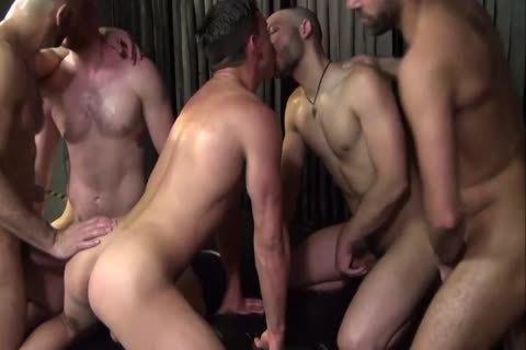 bareback - group Fuckers III