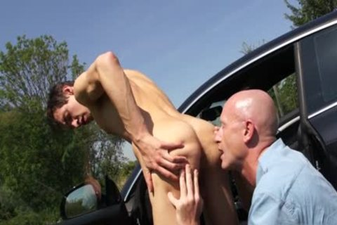 large cock twink anal sex And cumshot