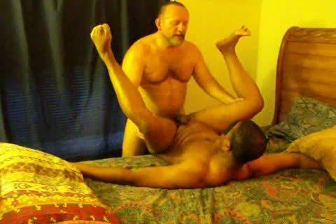 homosexual In Mask satisfying dude craving